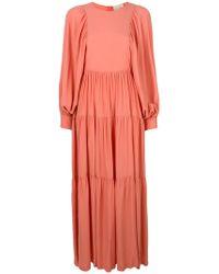 Erika Cavallini Semi Couture - Maxi Dress - Lyst