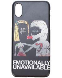 Haculla - Emotionally Unavailable Iphone 7/8 Case - Lyst