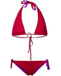Fisico - Reversible Two-piece Bikini - Lyst