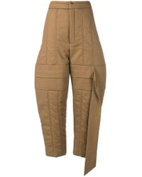 Chalayan - Padded Trousers - Lyst