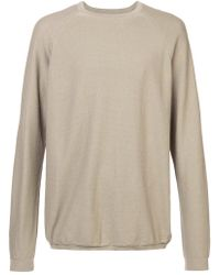 Homecore - Iris Long Sleeve Sweater - Lyst
