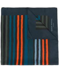 Sonia Rykiel - Printed Stripe Scarf - Lyst