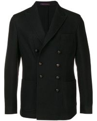 The Gigi - Double Breasted Jacket - Lyst
