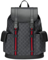 4149a2df5605a0 Gucci - Soft GG Supreme Backpack - Lyst