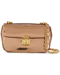 Boutique Moschino - Sequin Crossbody Bag - Lyst