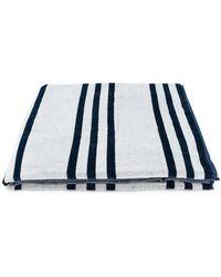 Hackett - Striped Beach Towel - Lyst