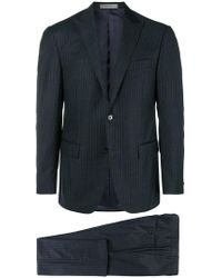 Corneliani - Two-piece Pinstripe Suit - Lyst