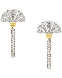 V Jewellery - Luella Earrings - Lyst