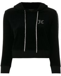 Juicy Couture - Customisable Velour Hoodie - Lyst