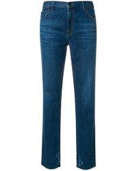 J Brand - Straight Leg Jeans - Lyst