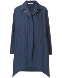 Fabiana Filippi - Loose Fit Shirt Coat - Lyst