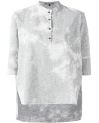Suzusan - Printed Shirt - Lyst