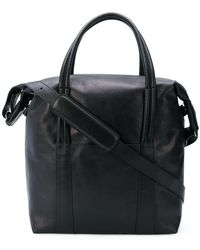 Maison Margiela - Square Round Top Handle Tote - Lyst