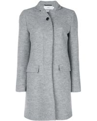 Closed - Single-breasted Coat - Lyst