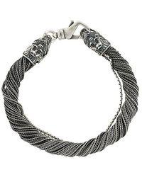Emanuele Bicocchi | Multi String Bracelet | Lyst