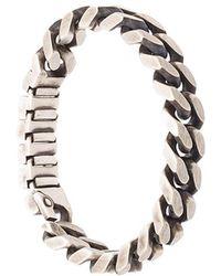 Werkstatt:münchen - Chain Bracelet - Lyst