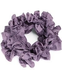 Y. Project - Over-sized Ruffled Scarf - Lyst