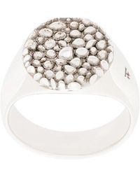 Tom Wood - Cushion Spinel Rings - Lyst