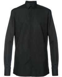 Haider Ackermann - Concealed Button Fastening Shirt - Lyst