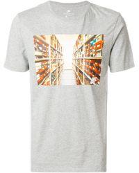 Nike - Stock Room Print Sportswear T-shirt - Lyst