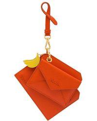 Prada - Keychain Trick With Bananas Charm - Lyst