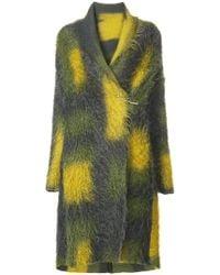 Masnada - Oversized Coat - Lyst