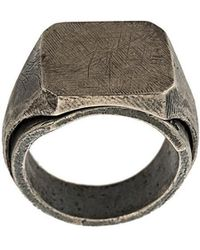 Tobias Wistisen | Flat Ring | Lyst