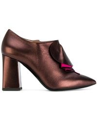 Pollini - Pointed Ankle Boots - Lyst