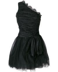Redemption - One-shoulder Tulle Dress - Lyst