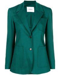 Dondup - Tailored Blazer - Lyst