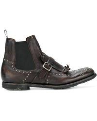 Church's - Shanghai Boots - Lyst