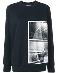Calvin Klein - Andy Warhol Photo Art Sweatshirt - Lyst
