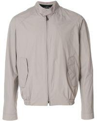 Corneliani - Cropped Lightweight Jacket - Lyst