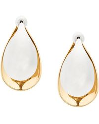 Charlotte Chesnais | Mini Petal Earrings | Lyst