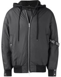 Odeur - Padded Bomber Jacket - Lyst