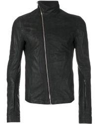 Rick Owens - 'mollino's' Biker Jacket - Lyst