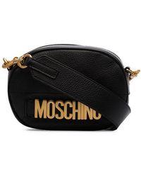 df8212536b Moschino Powerpuff Girls Buttercup Cross Body Bag in Black - Lyst