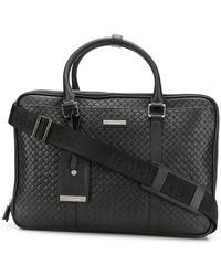 Baldinini - Quilted Laptop Bag - Lyst