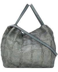 Numero 10 - Weave Effect Shopper Bag - Lyst