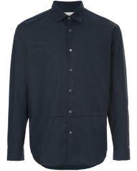 Cerruti 1881 - Layer Detail Shirt - Lyst