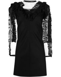 Genny - Shift Party Dress - Lyst