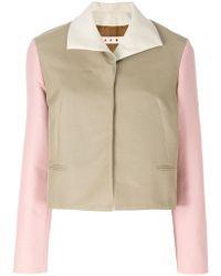 Marni | Colourblock Jacket | Lyst