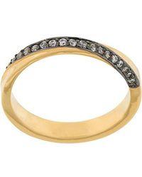 Maha Lozi - Que Sera Ring - Lyst