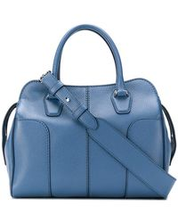 Tod's - Sella Large Tote - Lyst
