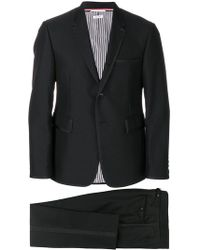 Thom Browne - Grosgrain Tipping Tuxedo With Bow Tie - Lyst
