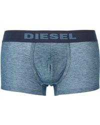 DIESEL - Logo Boxer Shorts - Lyst