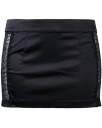 Maison Close - Villa Satine Mini Skirt - Lyst
