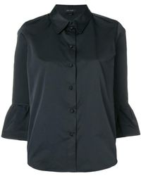 Marc Jacobs - Frill-hem Fitted Blouse - Lyst
