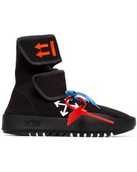Off-White c/o Virgil Abloh - Sneakers alte - Lyst