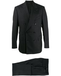 Tom Ford - Double Breasted Two-piece Suit - Lyst